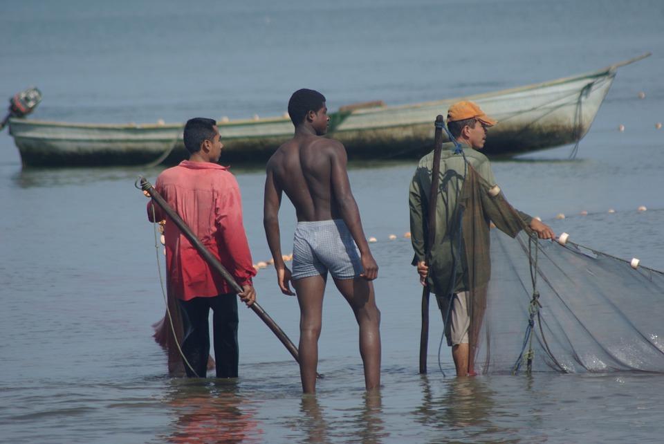 Гамбия.Рыбалка