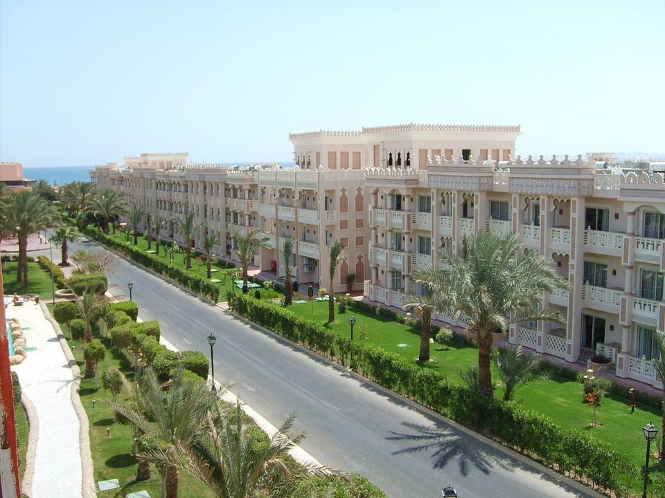 Египет.Отель