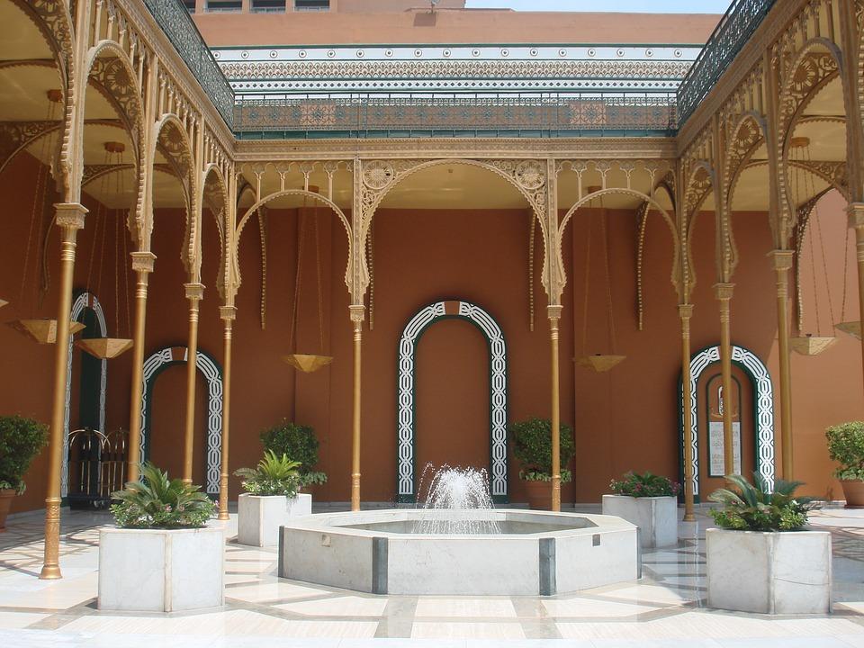 Египет.Отель2
