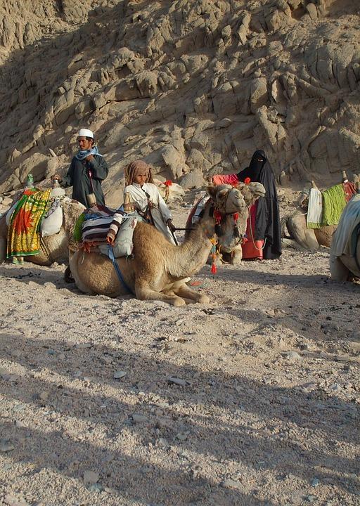 Египет.Хургада.Бедуиныjpg
