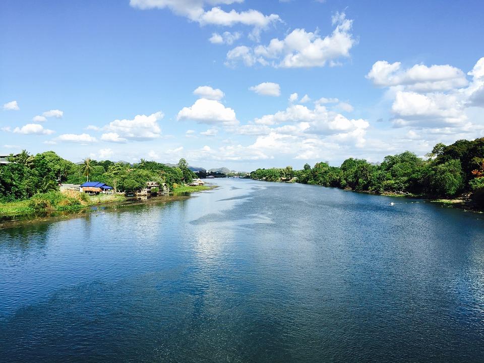 Таиланд.Река Квай