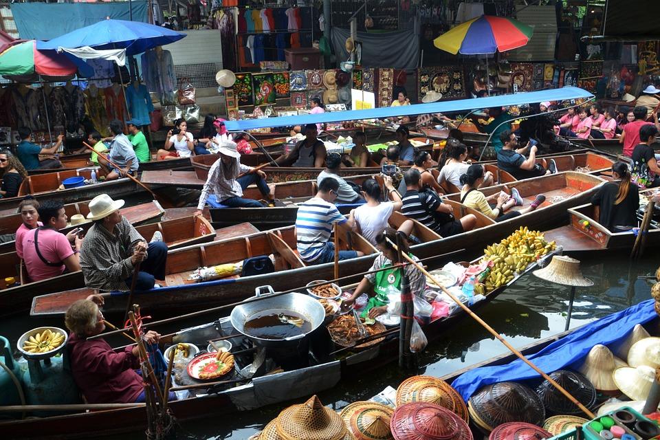Таиланд.Рынок