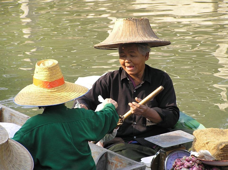 Таиланд.Рынок1
