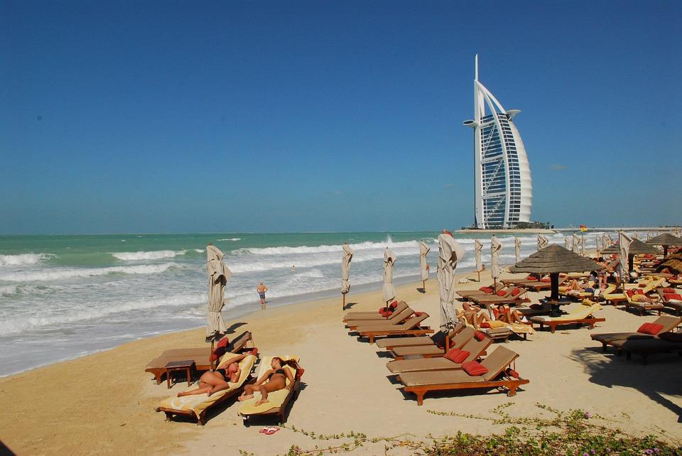 Дубай. Пляжи