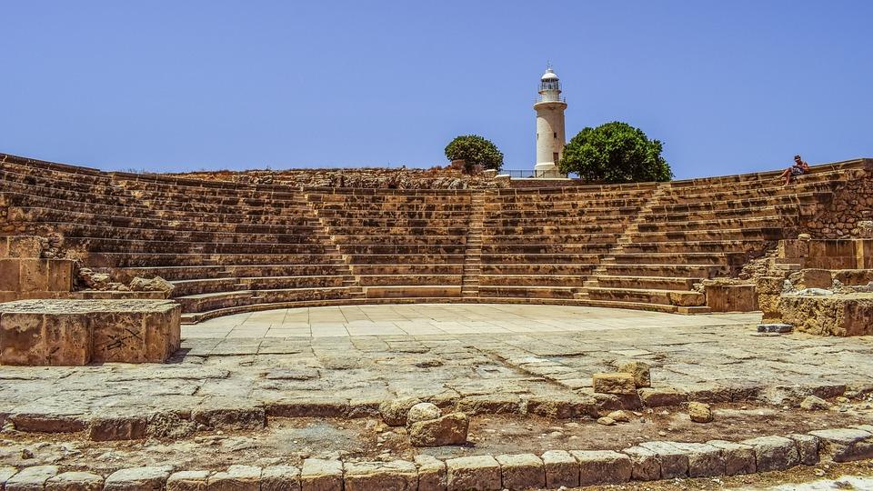 Кипр. Древний театр