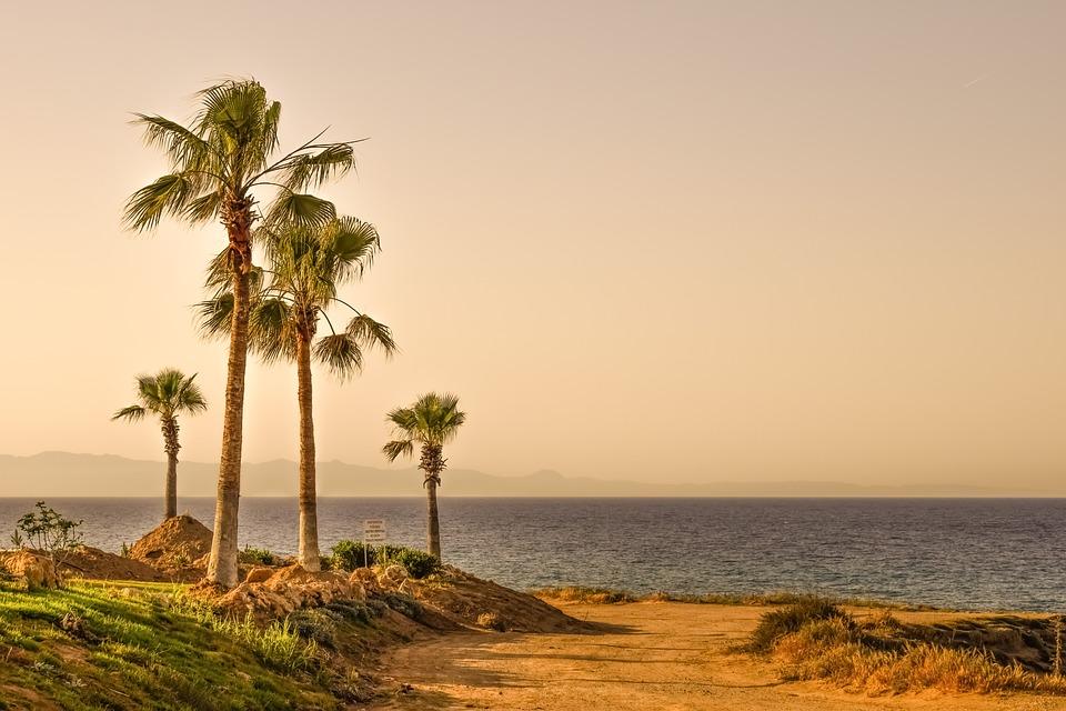 Кипр. Море1