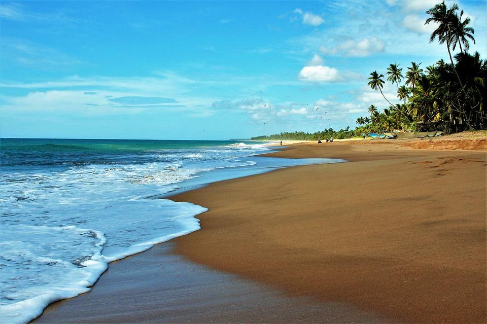 Шри-Ланка. Пляж1