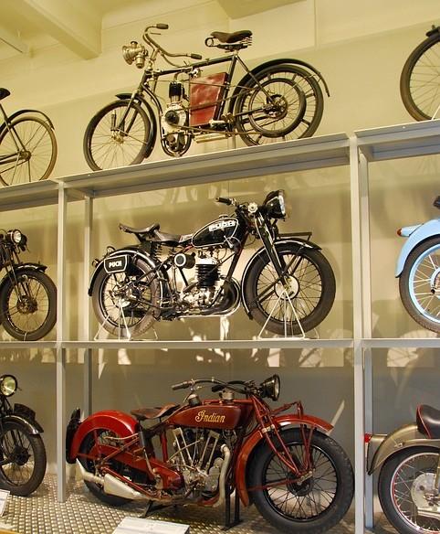 Андорра. Музей мотоциклов