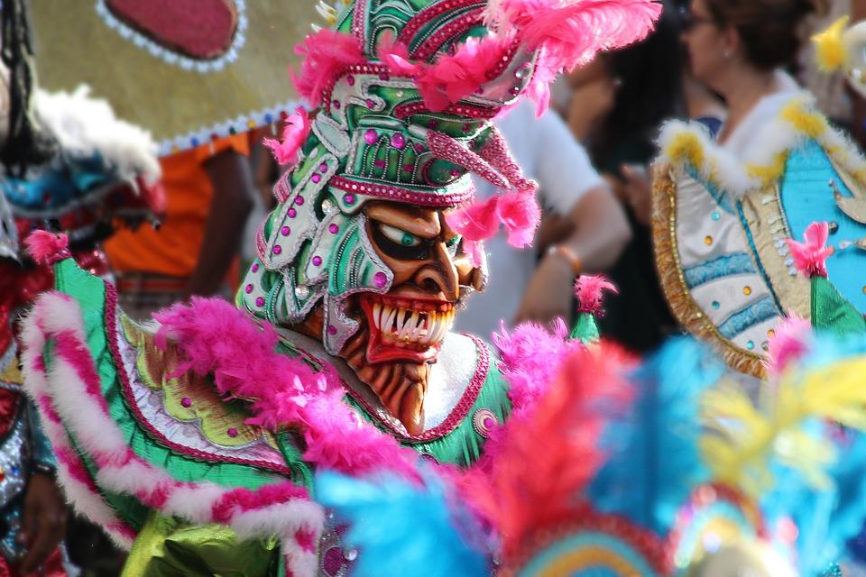 Доминикана карнавал