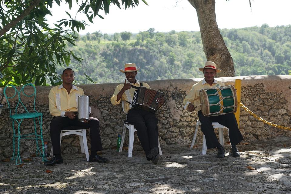 Доминикана музыканты
