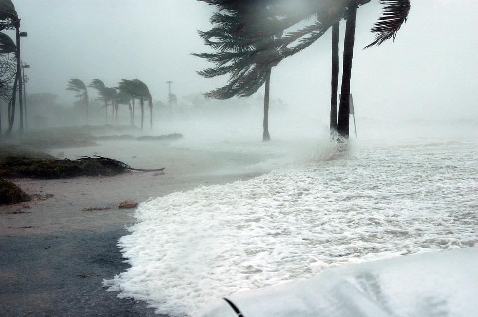 Доминикана ураган