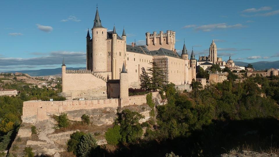 Испания. Алькасар