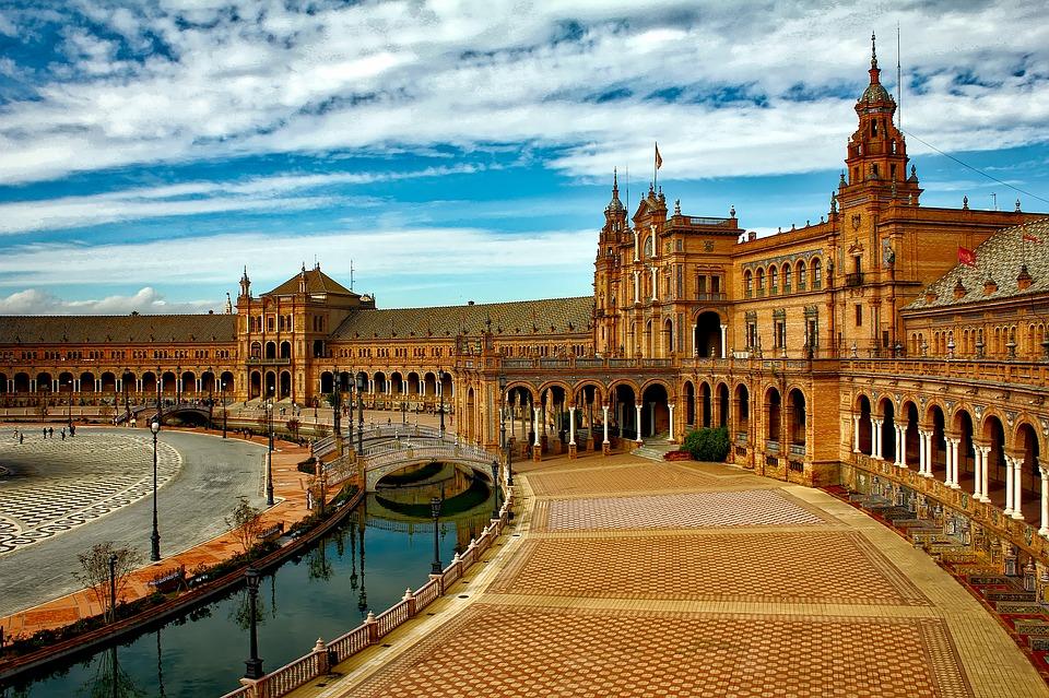 Испания. Севилья