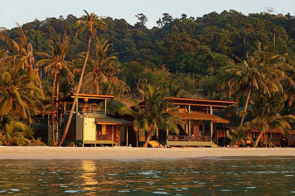 Таиланд. Бунгало