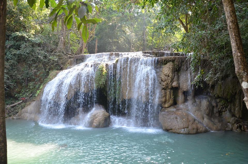 Таиланд. Водопад