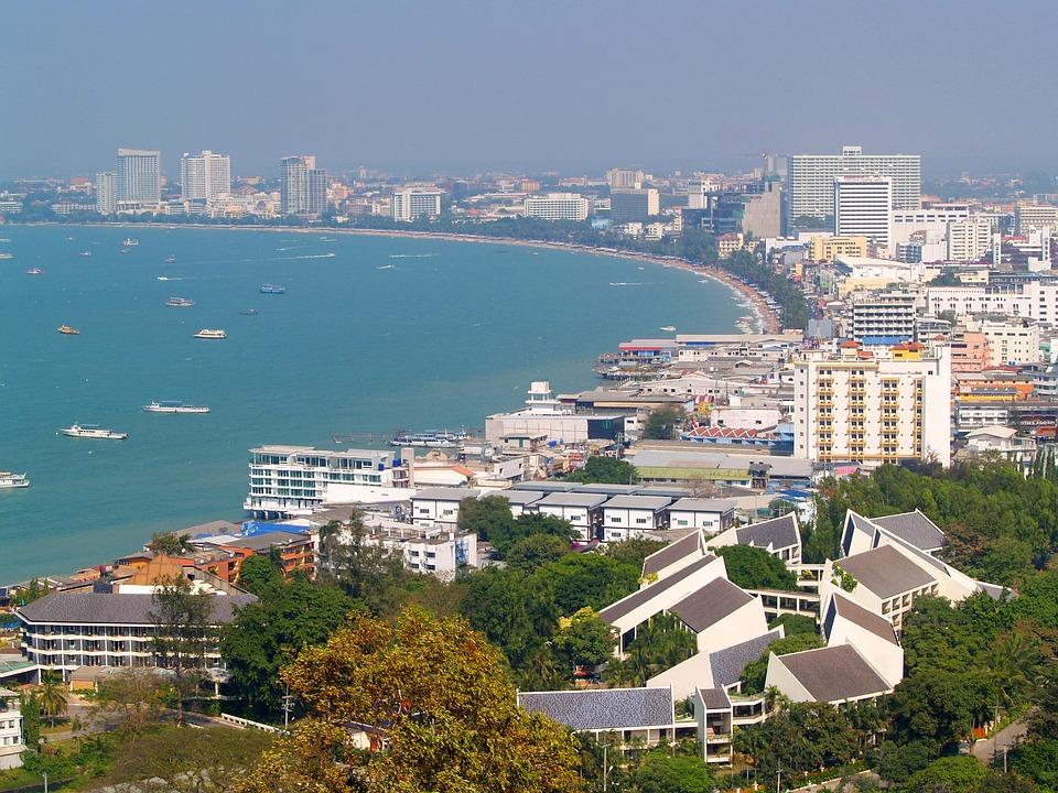Таиланд. Город