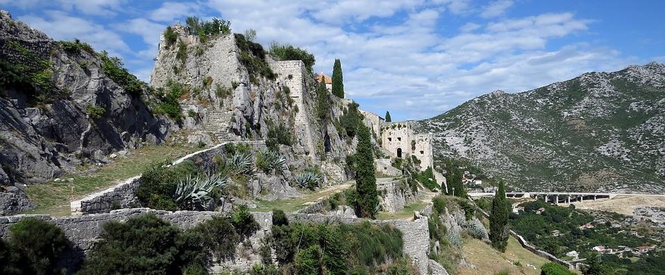Испания. Крепость Килс