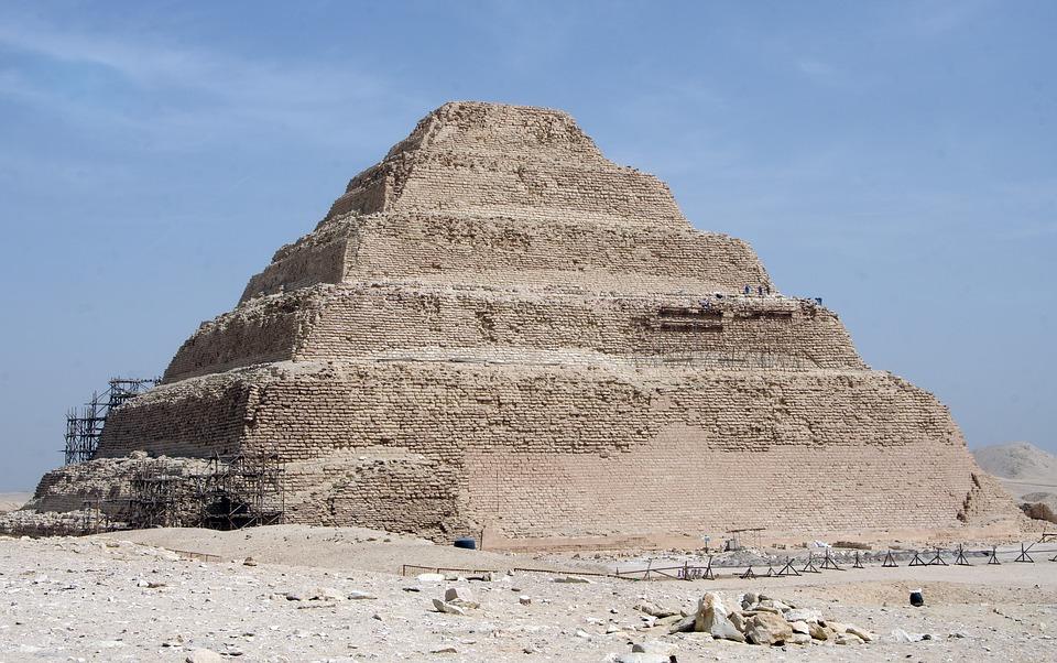 Египет. Некрополь Саккара