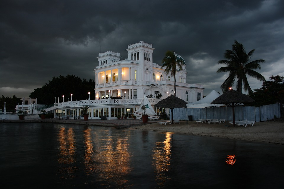 Куба. Город Сьенфуэгос