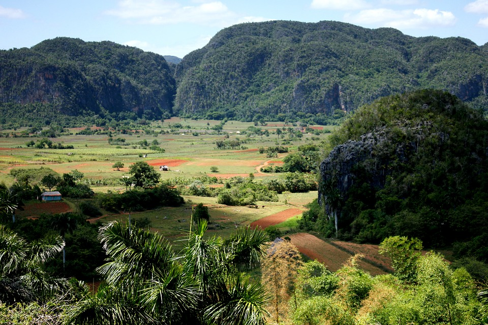 Куба. Долина Виньялес