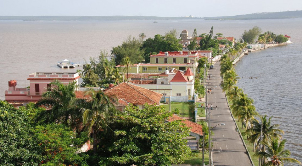 Куба. Город Сьенфуэгос1