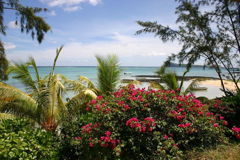 Маврикий. Пляжи. Mont Choisy1