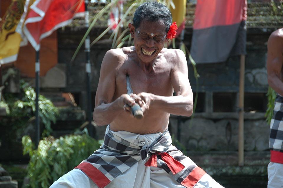 Праздники Бали. Нгеренбон