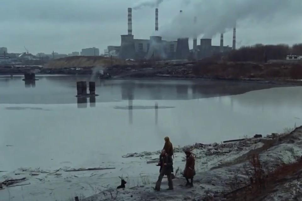 Таллин. Кино. Сталкер