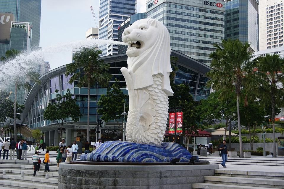 Сингапур Символ