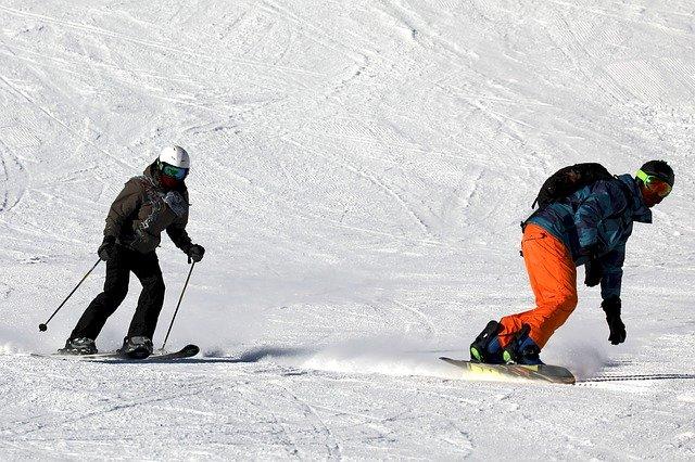 Испания. Лыжи. Сноуборд